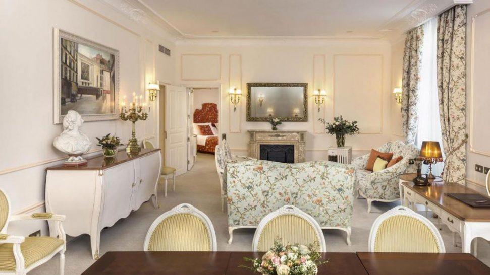 El Palace Barcelona Josephine Baker Suite