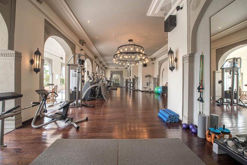 Fairmont Jaipur Gym