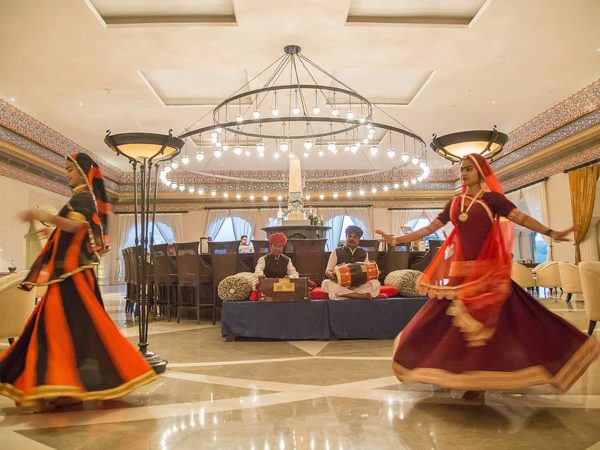 Fairmont Jaipur Interior