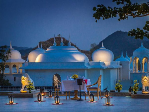 Fairmont Jaipur Night View