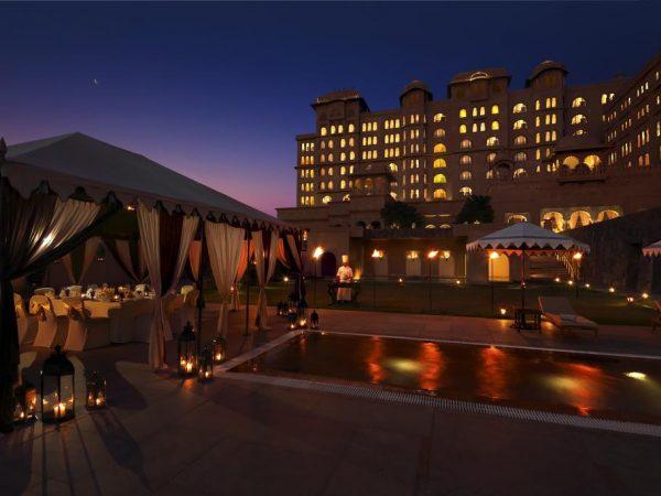 Fairmont Jaipur Pool Bar