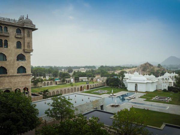 Fairmont Jaipur Top View