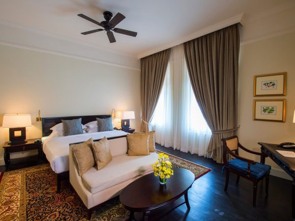 Galle Face Hotel Commonwealth Suite