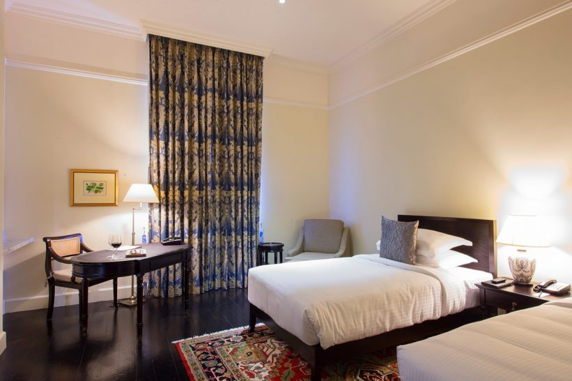 Galle Face Hotel Premier Ocean View Twin Room