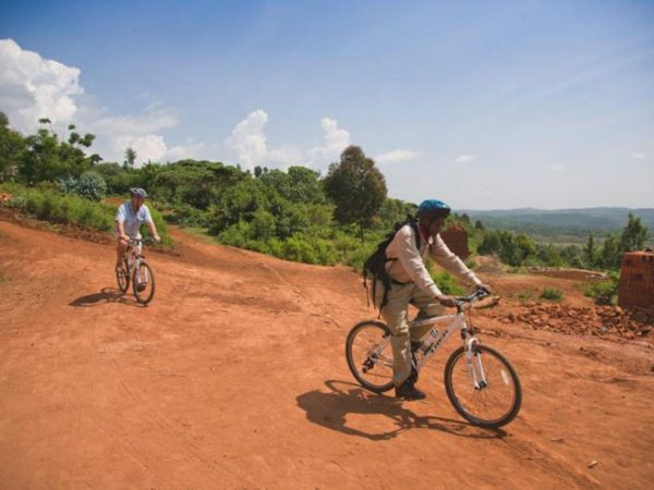 Gibbs Farm Bicycle Tours
