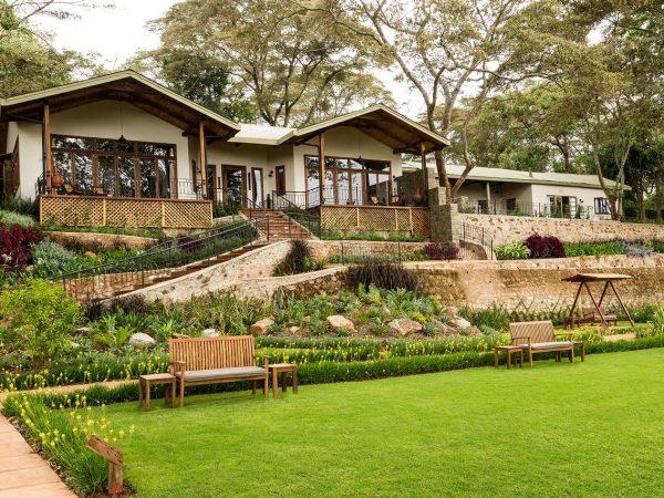 Gibbs Farm Exterior
