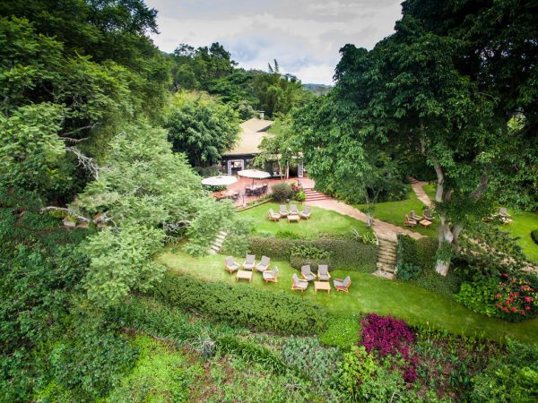 Gibbs Farm Garden View