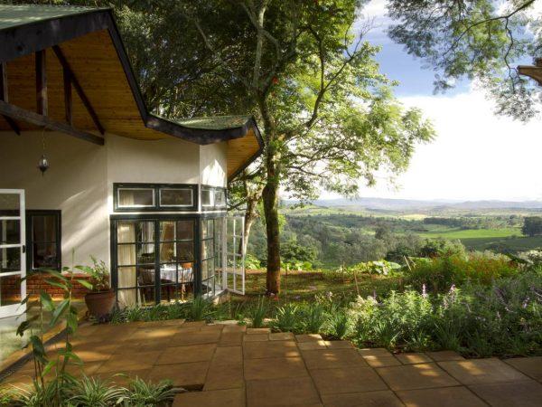 Gibbs Farm Hotel View