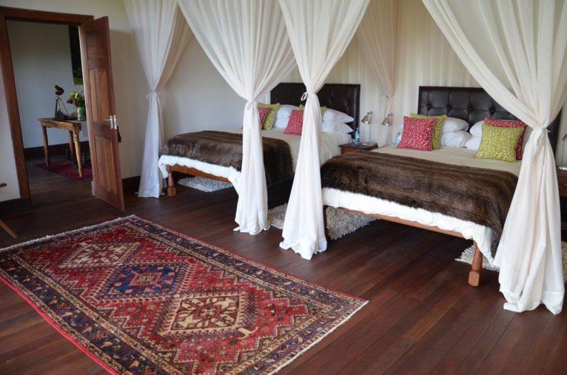 Gibbs Farm Living Room