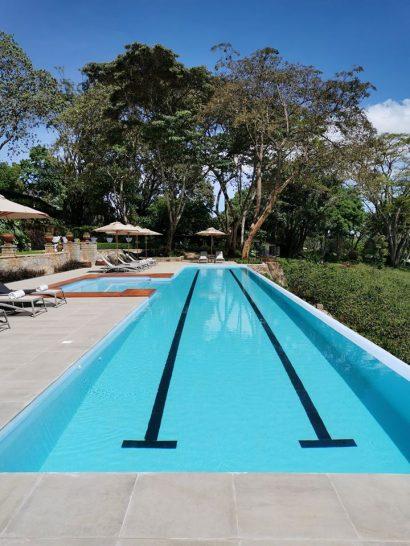 Gibbs Farm Pool Tanzania