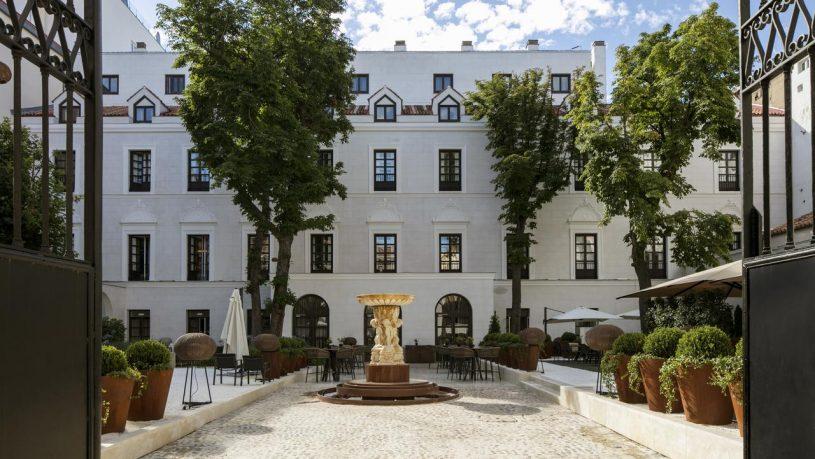 Gran Melia Palacio de los Duques