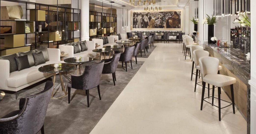 Gran Melia Palacio de los Duques Coroa Royal Gallery & Garden, Culinary Art Across Time