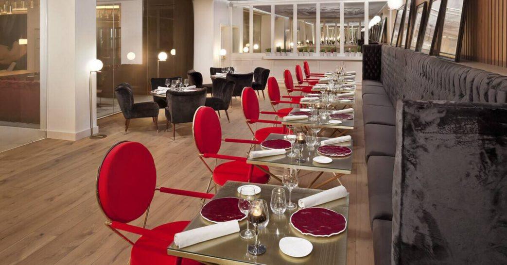 Gran Melia Palacio de los Duques Montmartre Restaurant Wine Bar
