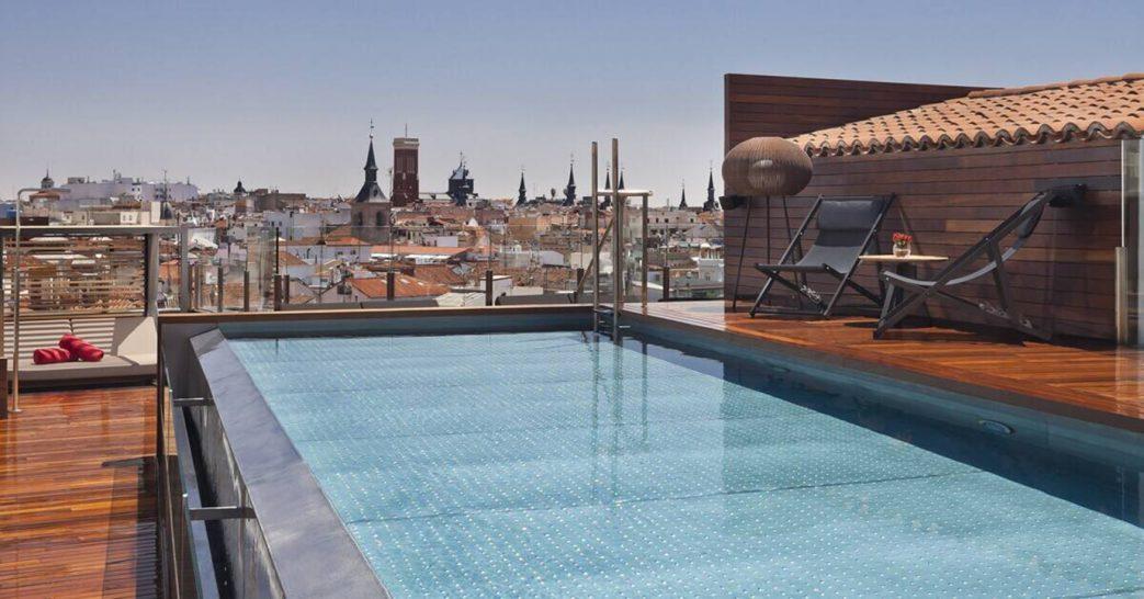 Gran Melia Palacio de los Duques Pool