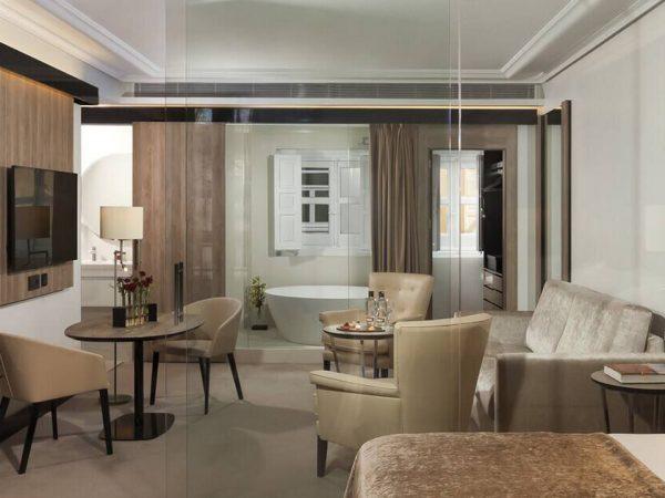 Gran Melia Palacio de los Duques Two Bedroom Suite