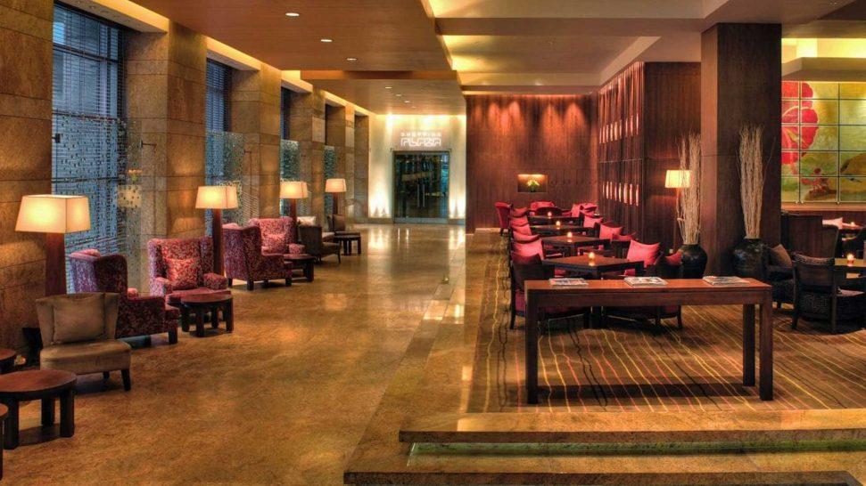 Grand Hyatt Mumbai Lobby Lounge