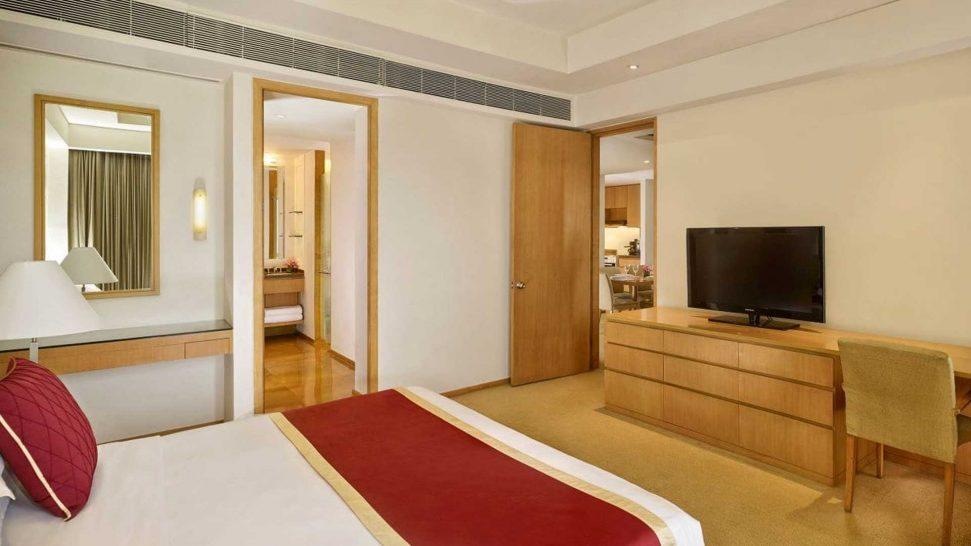 Grand Hyatt Mumbai One Bedroom Grand Apartment
