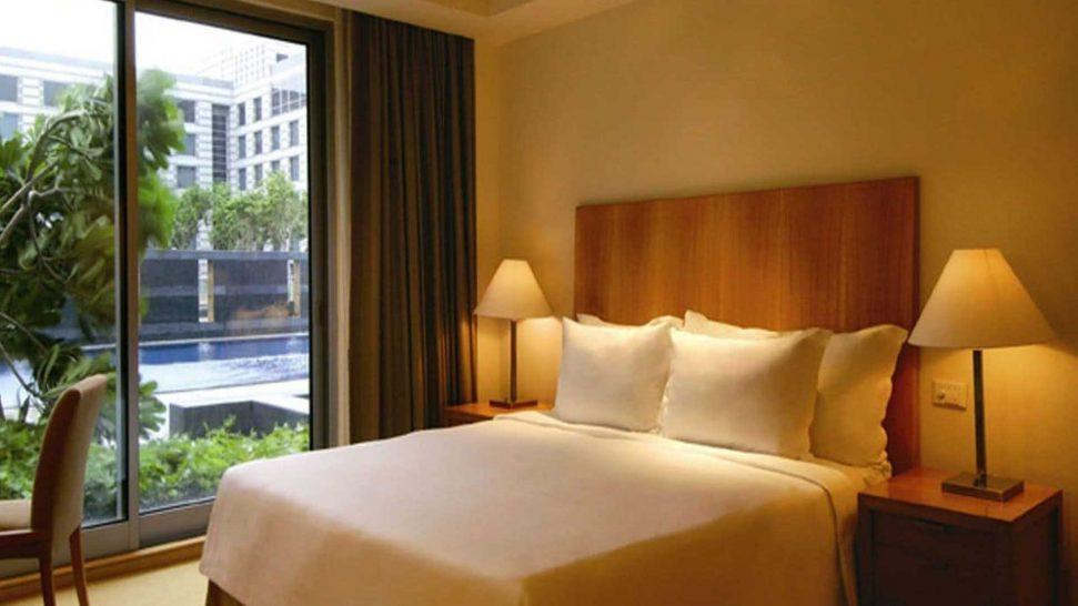 Grand Hyatt Mumbai One Bedroom Patio Apartment