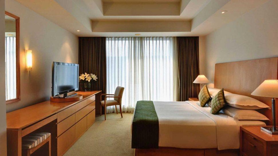 Grand Hyatt Mumbai One Bedroom Verandah Apartment