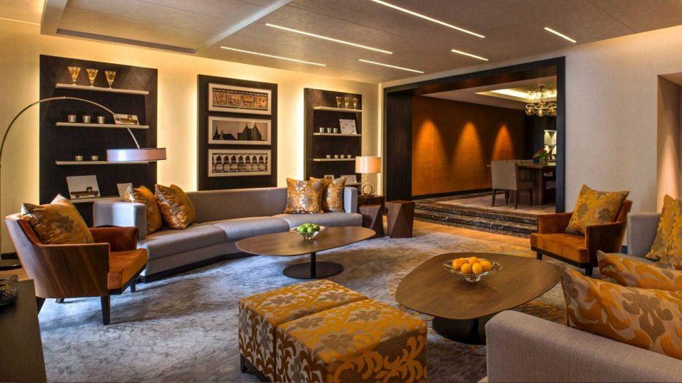 Grand Hyatt Mumbai Presidential Suite