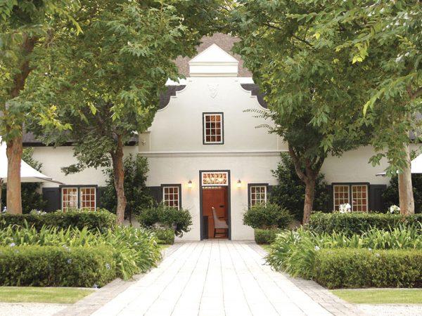Grande Provence Heritage Wine Estate Exterior