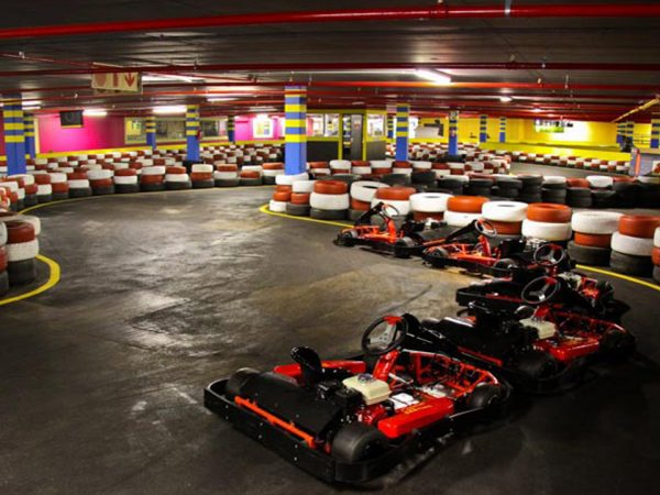 Grande Provence Heritage Wine Estate Go Carting