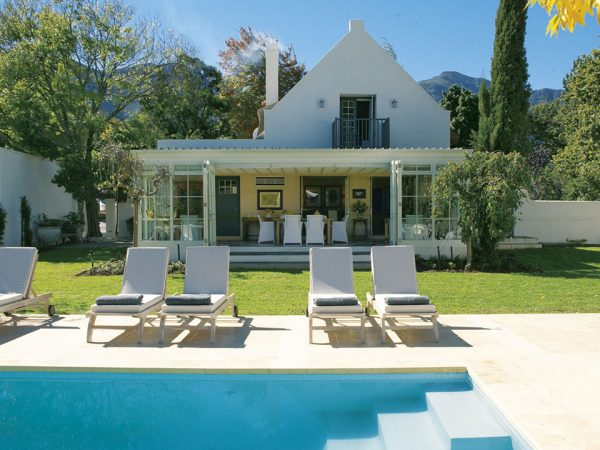 Grande Provence Heritage Wine Estate Pool
