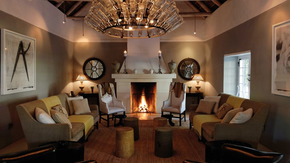 Grande Provence Heritage Wine Estate Private Dining