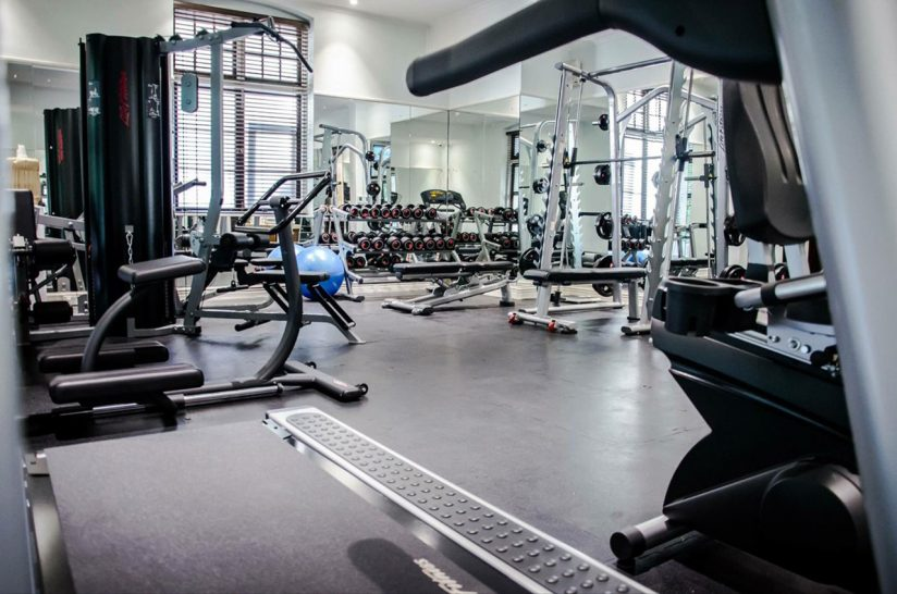 Galle Face Hotel Gym