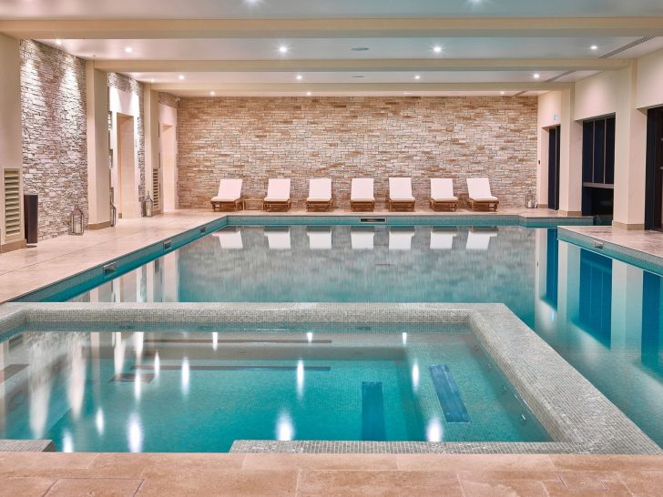 Hotel Chais Monnet Spa Pool