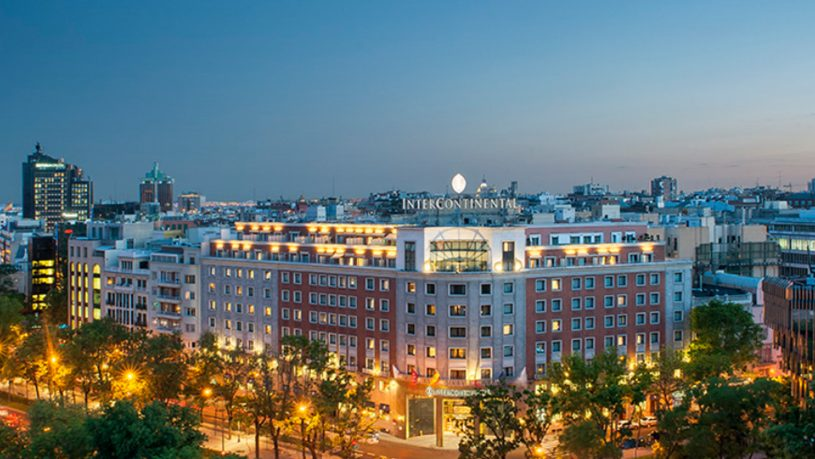 InterContinental Madrid View