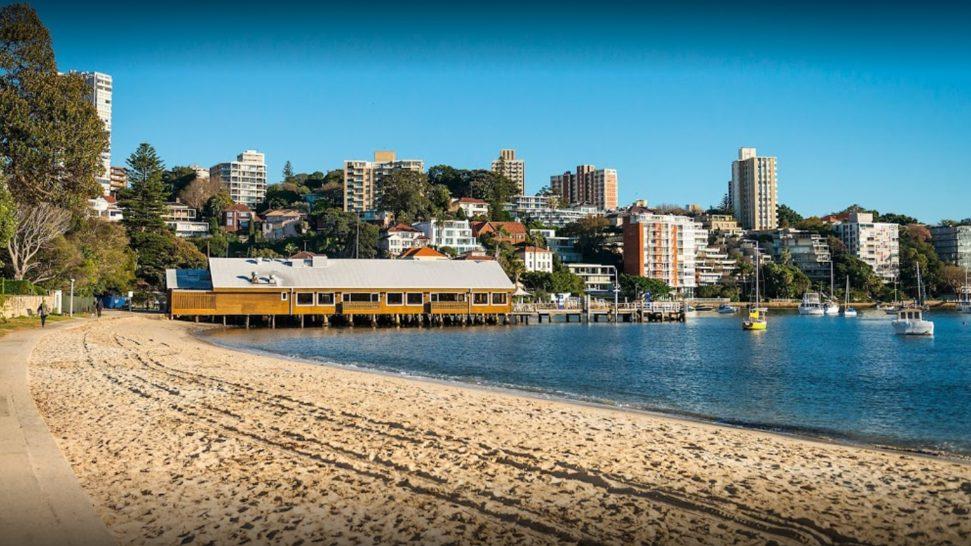 InterContinental Sydney Double Bay Beach