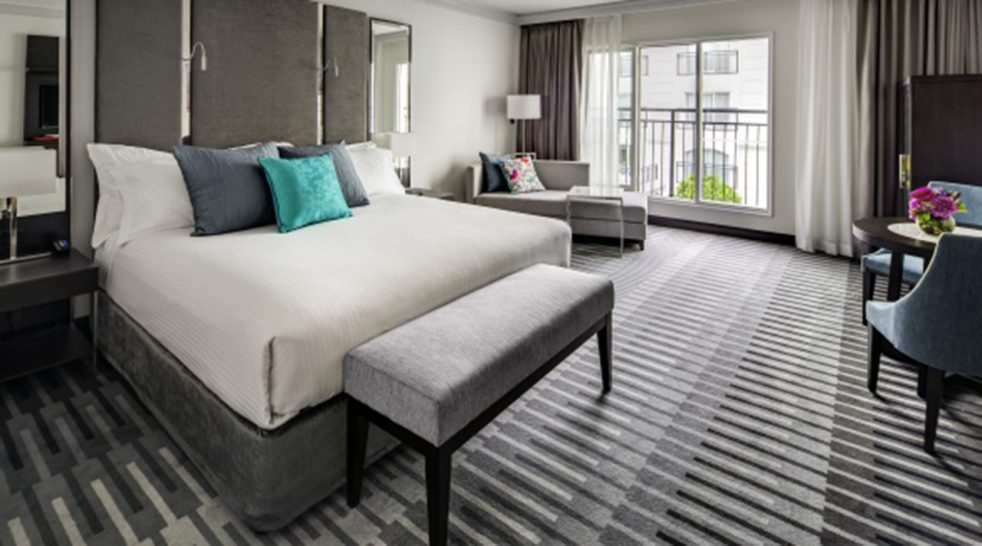 InterContinental Sydney Double Bay Courtyard Suite