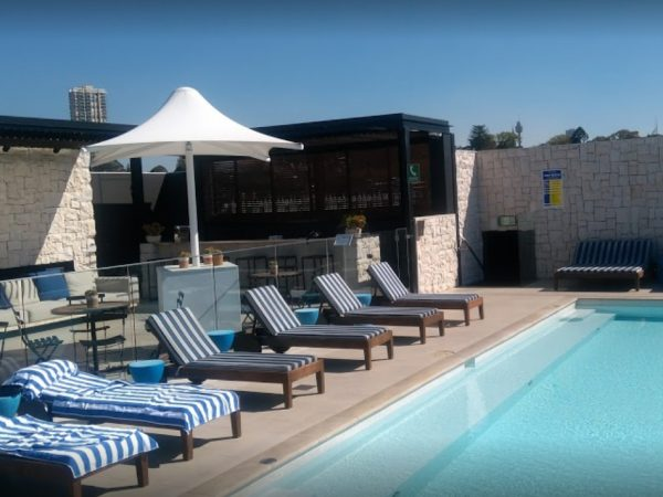 InterContinental Sydney Double Bay Pool
