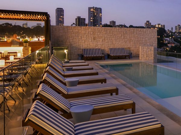InterContinental Sydney Double Bay Rooftop