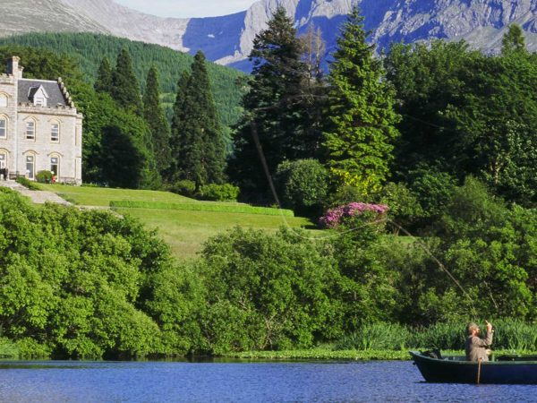 Inverlochy Castle Hotel Fishing