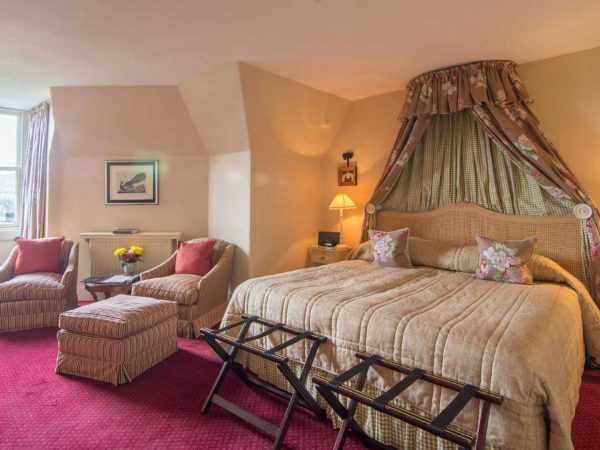 Inverlochy Castle Hotel Large Double Room