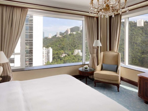 Island Shangri La Hong Kong Executive Suite