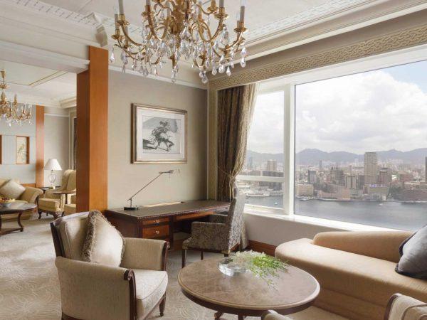 Island Shangri La Hong Kong Hong Kong Suite