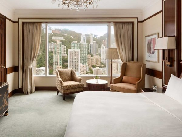 Island Shangri La Hong Kong Horizon Club Peak View Room