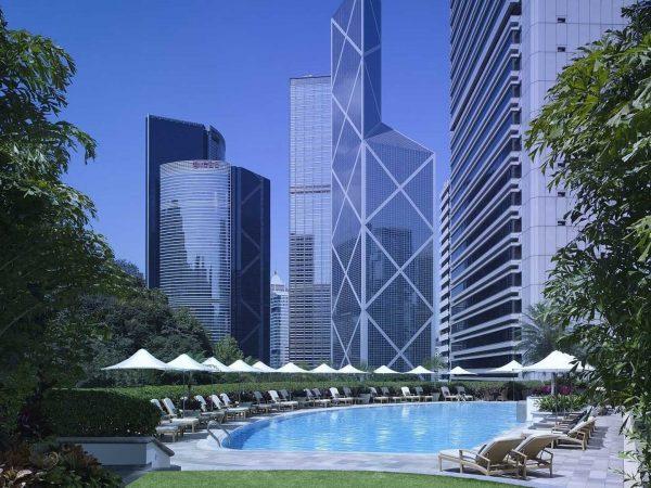 Island Shangri La Hong Kong Pool