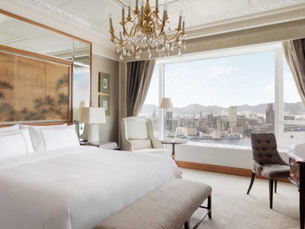 Island Shangri La Hong Kong Shangri La Suite