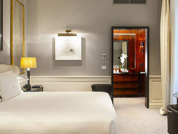 J.K. Place Roma Grand Deluxe Room