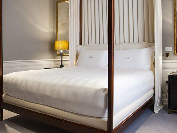 J.K. Place Roma Jkdeluxe Balcony Room