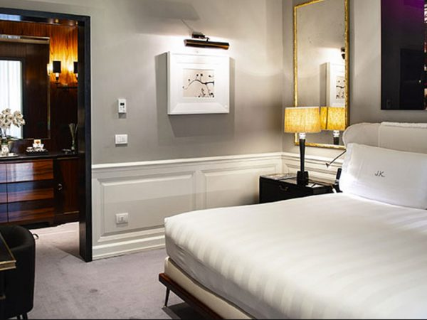 J.K. Place Roma Jkdeluxe Room