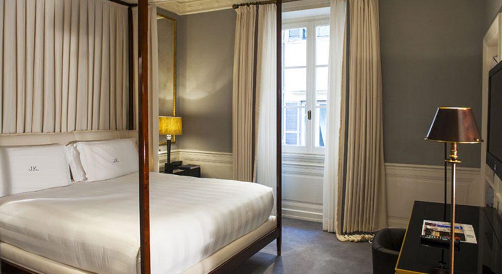 J.K. Place Roma Jkmaster Room