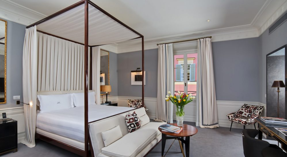 J.K. Place Roma Master Room