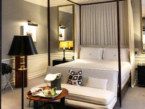 JK Place Roma Superior Double Room