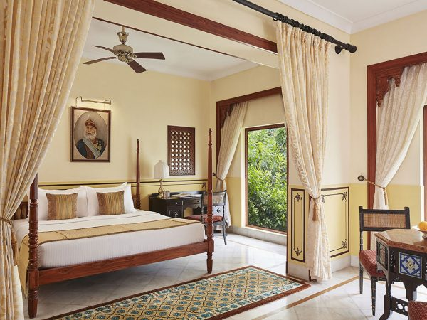 Jai Mahal Palace Deluxe Room City View