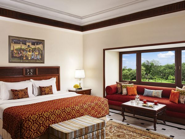 Jai Mahal Palace Deluxe Suite